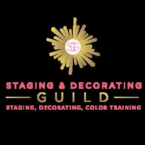Staging & Decorating Guild Logo